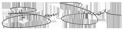 Bert Smith signature